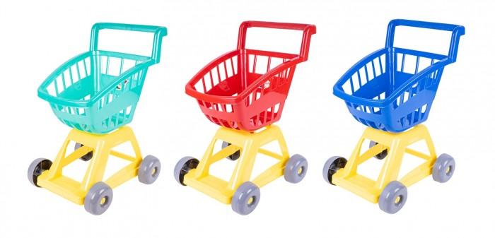 Фото - Ролевые игры Orion Toys Тележка с корзиной ролевые игры dolu кухонный набор с закрытой тележкой 18 элементов