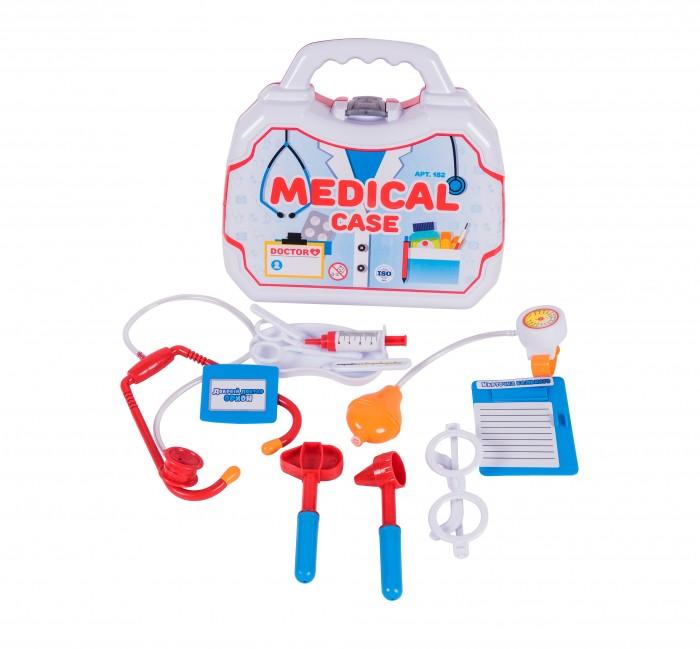 Ролевые игры Orion Toys Набор Медицинский в чемоданчике (12 предметов)