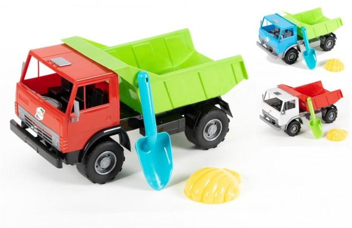 игрушки в песочницу Игрушки в песочницу Orion Toys Автомобиль Х2 Самосвал с песочным набором
