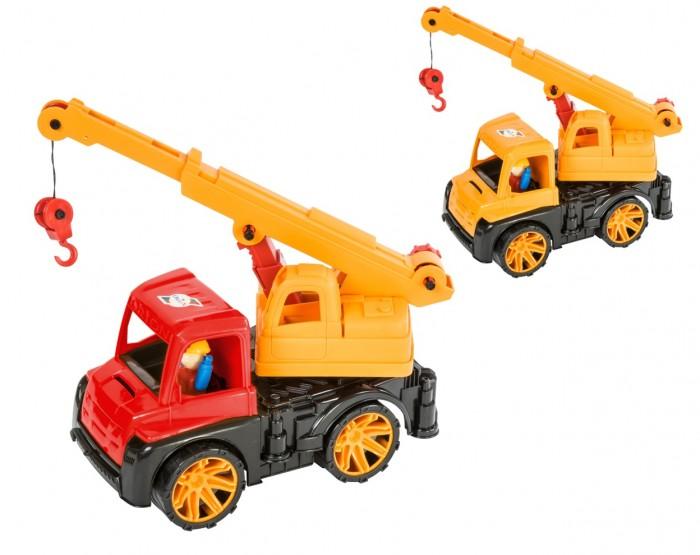 Машины Orion Toys Автомобиль М4 Автокран