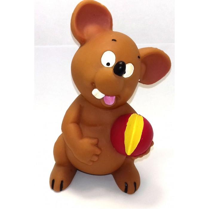 Игрушки для ванны Lanco Латексная игрушка Мышка-гурман 10532 игрушки для ванны lanco латексная игрушка жираф мальчик 1207