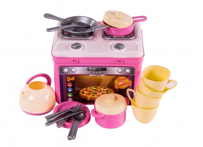 Купить Ролевые игры, Orion Toys Кухня игровая Адель (22 предмета)