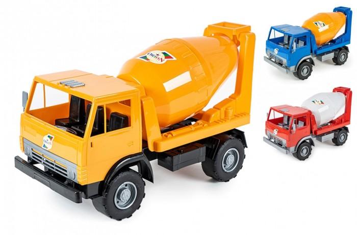 Машины Orion Toys Автомобиль Х2 Бетономешалка