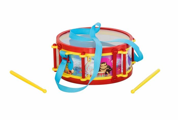 Музыкальные инструменты Orion Toys Барабан большой заржицкая э заяц и волшебный барабан