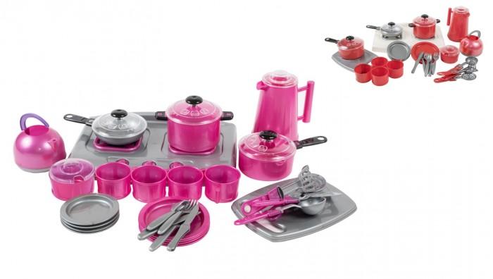 Ролевые игры Orion Toys Набор посуды Iriska 7 (39 предметов) набор посуды gipfel antea 7 предметов