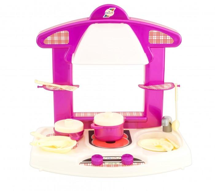 Купить Ролевые игры, Orion Toys Кухня игровая Маленькая умница (15 предметов)