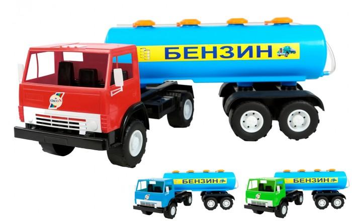 Машины Orion Toys Автомобиль Х2 Цистерна