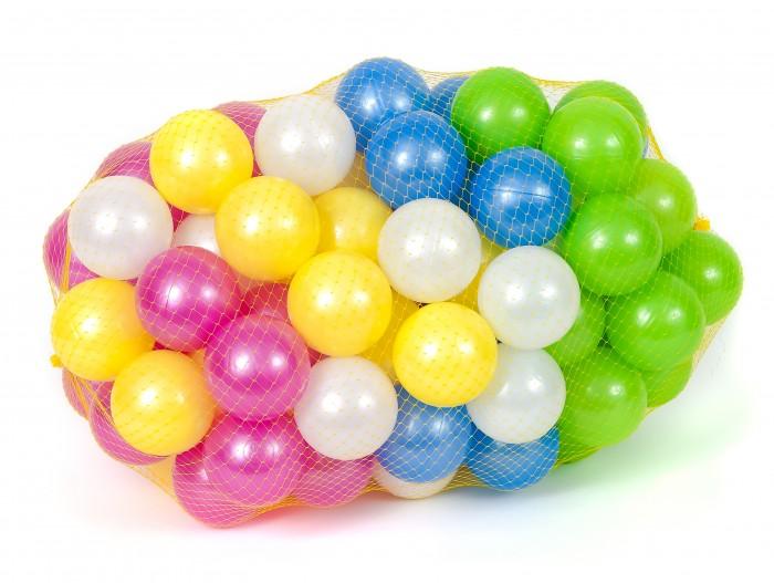 Orion Toys Набор шариков для сухого бассейна перламутровые 7 см 96 шт. от Orion Toys