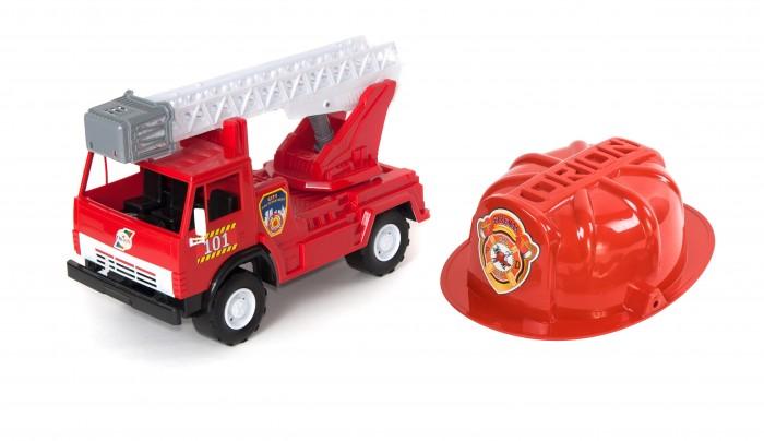 Orion Toys Автомобиль Х2 Пожарная с каской от Orion Toys