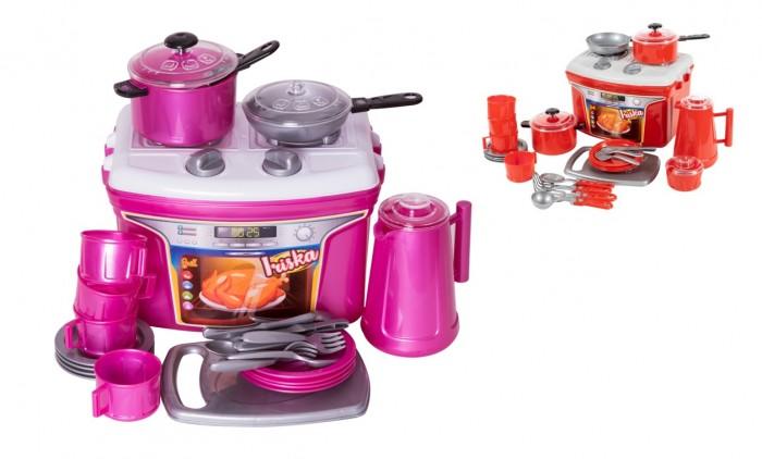 Купить Ролевые игры, Orion Toys Кухня игровая Iriska с набором (38 предметов)