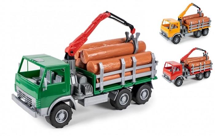 Orion Toys Автомобиль Х3 Лесовоз фото