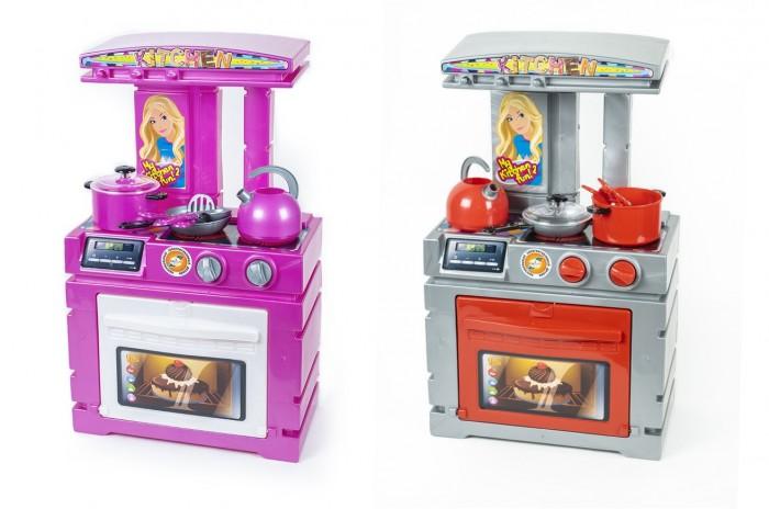 Ролевые игры Orion Toys Кухня игровая My kitchen fun 2 (7 предметов)