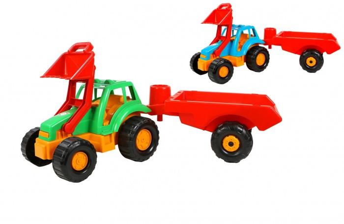 Машины Orion Toys Трактор Орион с прицепом