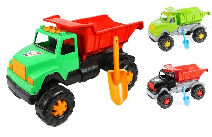 игрушки в песочницу Игрушки в песочницу Orion Toys Автомобиль Интер-Н Грузовик и совок
