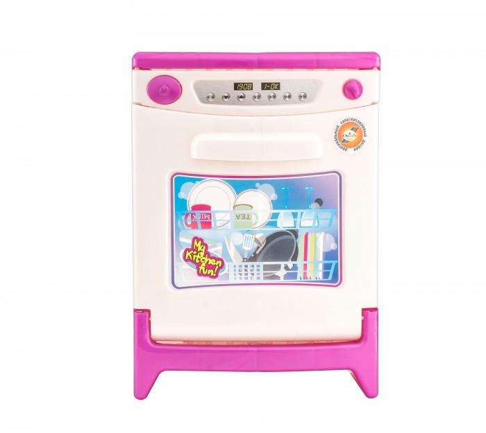 Ролевые игры Orion Toys Посудомоечная машина с набором (16 предметов)
