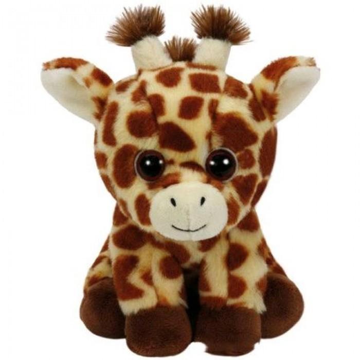 Купить Мягкие игрушки, Мягкая игрушка TY Peaches Жираф 15 см