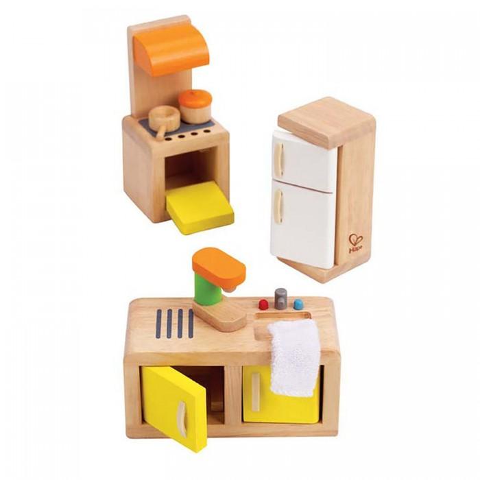Купить Кукольные домики и мебель, Hape Мебель для домика Кухня