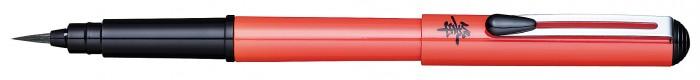 Pentel Ручка-кисть Brush Pen для каллиграфии со сменными картриджами GFKPF-A