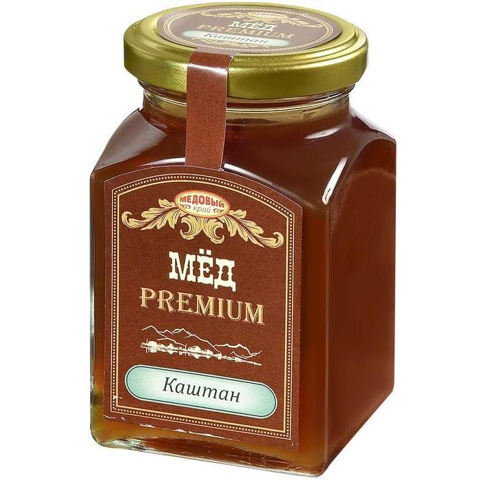 Мёд Алтайский Каштан 330 г