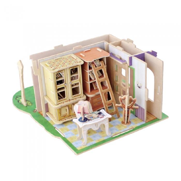 Картинка для Rezark Сборная модель Пазл 3D Кабинет