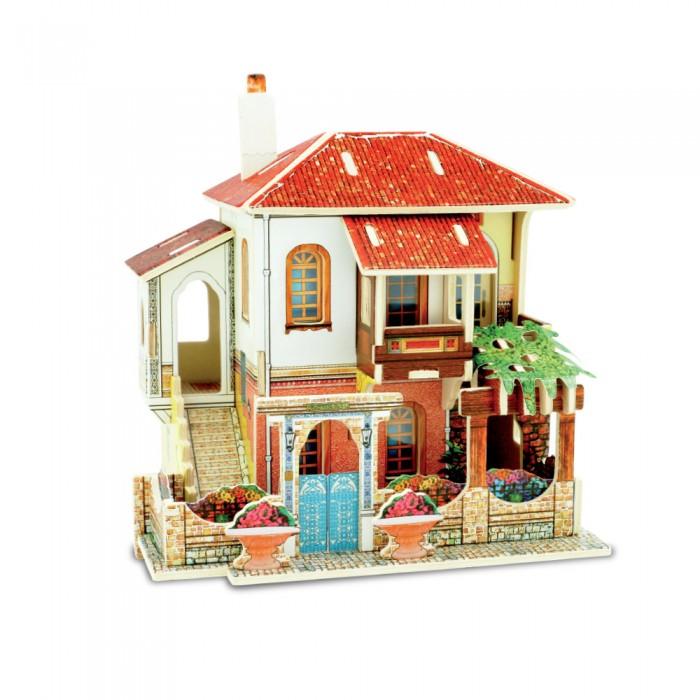 Сборные модели Rezark Сборная модель Домики Турции Таунхаус
