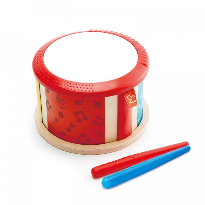 Купить Музыкальные инструменты, Музыкальный инструмент Hape Двухсторонний барабан