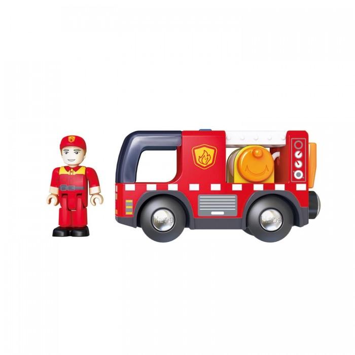 Hape Пожарная машина с сиреной от Hape