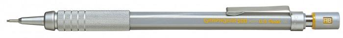 Pentel Карандаш автоматический профессиональный Graphgear 500 0.9 мм