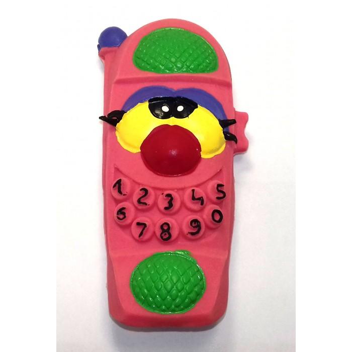 Игрушки для ванны Lanco Латексная игрушка Телефончик ODA-274 игрушки для ванны lanco латексная игрушка зайчонок в коляске oda 405