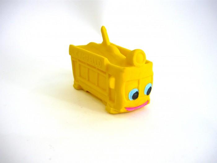 Игрушки для ванны Lanco Латексная игрушка Трамвайчик 11111