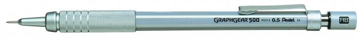 Pentel Карандаш автоматический профессиональный Graphgear 500 0.5 мм