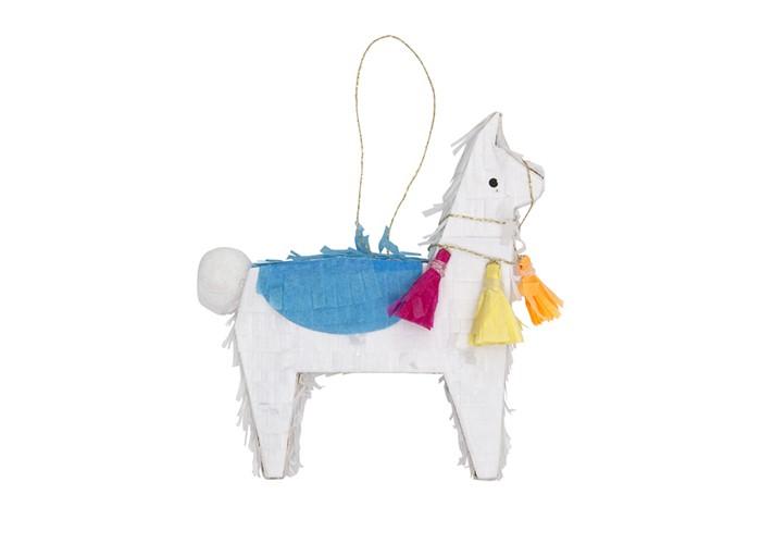 Купить Товары для праздника, MeriMeri Сувенир мини-пиньята Лама