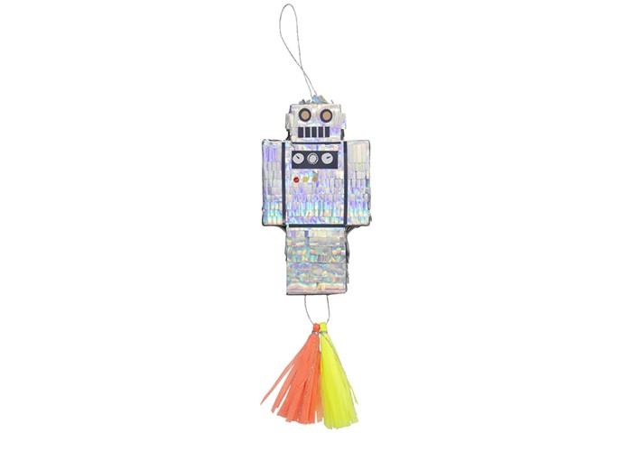 Купить Товары для праздника, MeriMeri Сувенир мини-пиньята Робот