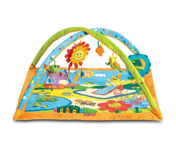 Купить Развивающие коврики, Развивающий коврик Tiny Love Солнечный денек