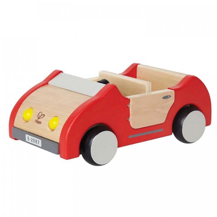 Деревянная игрушка Hape Семейный автомобиль