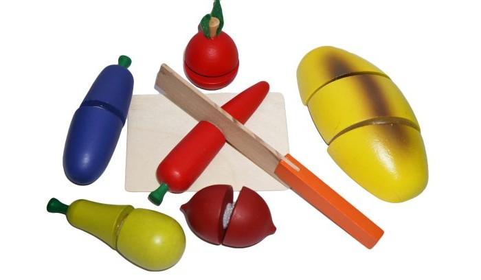 Деревянные игрушки Mapacha Готовим завтрак