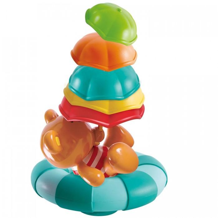 Купить Игрушки для ванны, Hape Игрушка для купания Мишка с зонтами