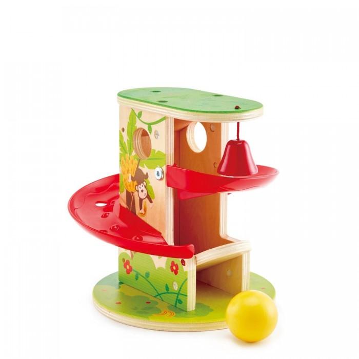 Купить Деревянные игрушки, Деревянная игрушка Hape Горка для шариков
