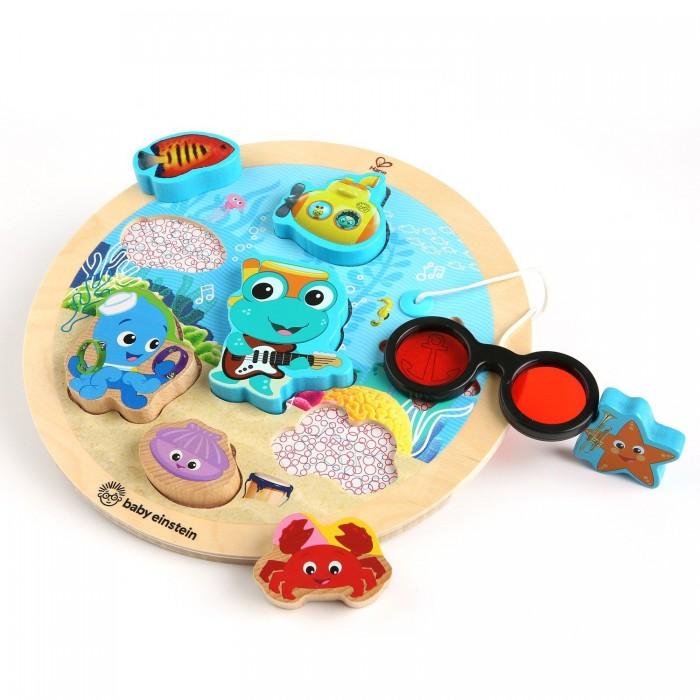 Фото - Деревянные игрушки Hape Подводное приключение деревянные игрушки hape погремушка радуга