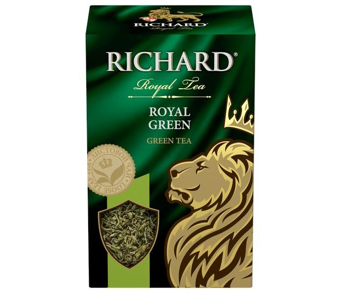 Чай Richard Чай зелёный Royal Green 90 г