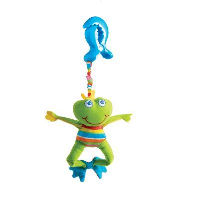 Подвесные игрушки Tiny Love Развивающая Лягушонок Френки