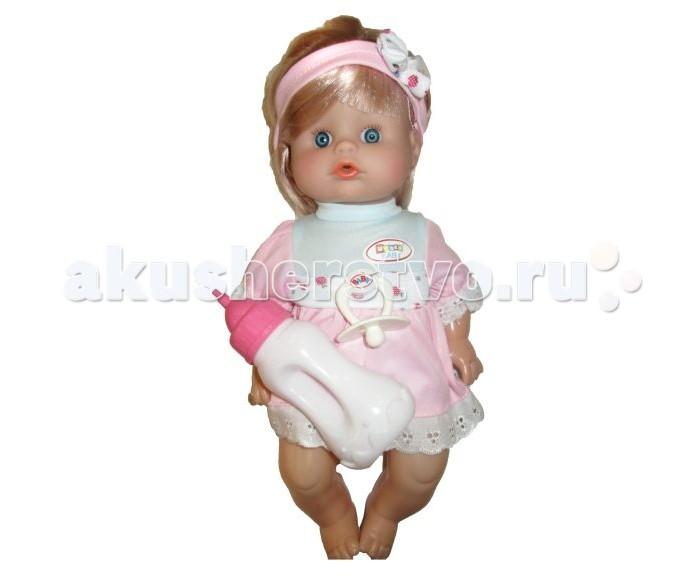 Куклы и одежда для кукол Shantou Gepai Кукла 30 см функциональная кукла shantou gepai лиза с аксессуарами 32 см в ассортименте