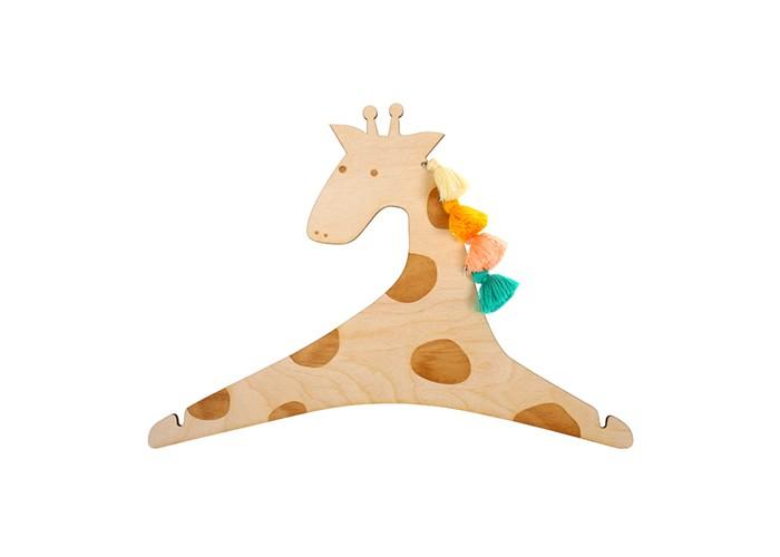 Аксессуары для детской комнаты MeriMeri Вешалки для одежды Жираф