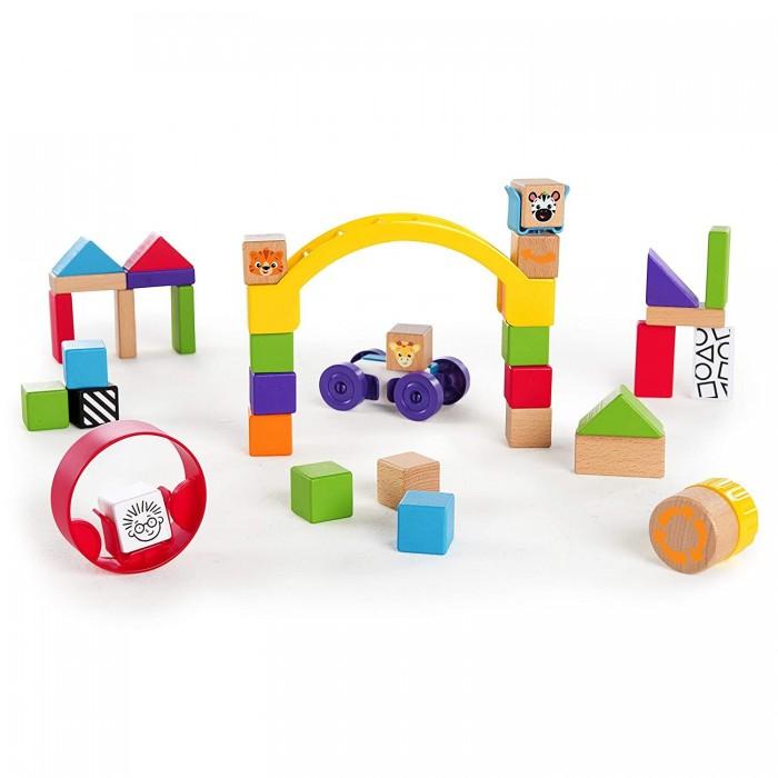 Деревянные игрушки Hape Конструктор для любопытных создателей