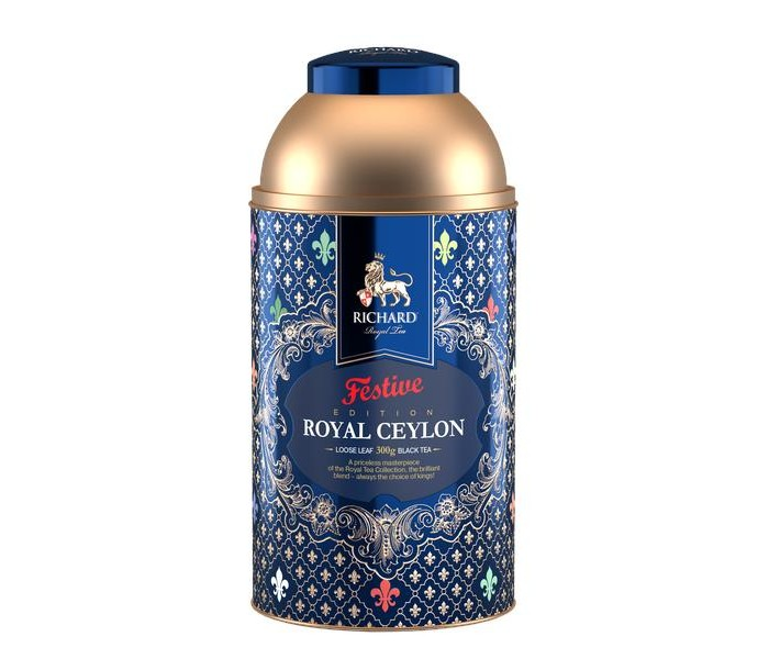 Richard Чай черный Edition Royal Ceylon 300 г от Richard