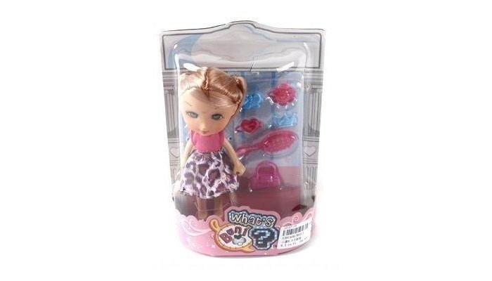 Куклы и одежда для кукол Shantou Gepai Набор кукла 16 см с аксессуарами куклы и одежда для кукол defa игровой набор кукла с аксессуарами 26 см