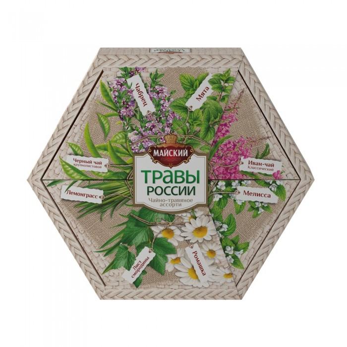 Майский Чай ассорти Травы России 141 г