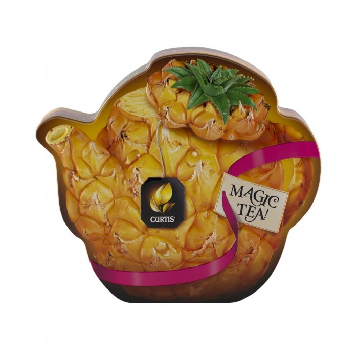 Чай Curtis зелёный Pineapple Teapot 70 г