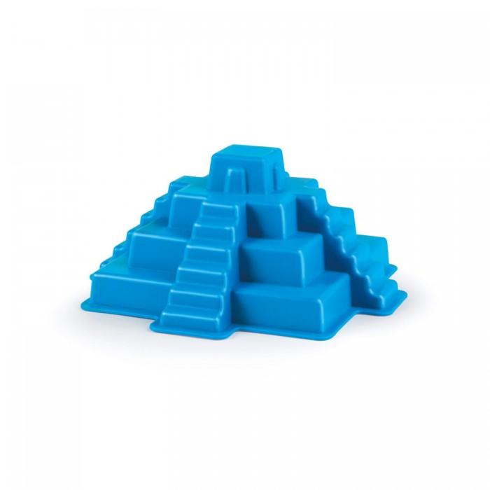 Игрушки в песочницу Hape Игрушка для игры в песочнице Пирамида Майя пирамида занимательная