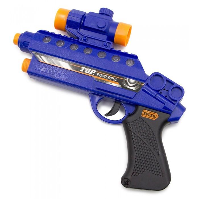 Игрушечное оружие ХэппиЛенд Игрушечное оружие Пистолет 100863797 игрушечное оружие наша игрушка пистолет m7317